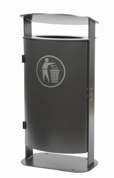 Abfallbehälter Java
