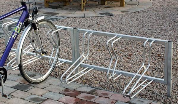 Fahrradständer Jonas - einseitige Radeinstellung