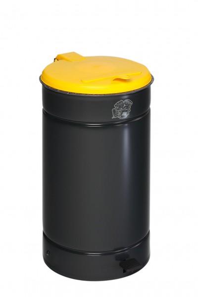 Abfallsammler EURO-Pedal - Inh. 60 Liter