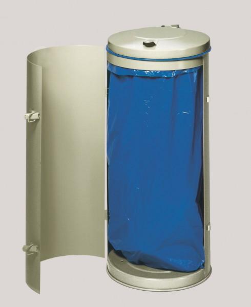 Abfallbehälter Kompakt - Inh. 120 Liter mit Einflügeltür