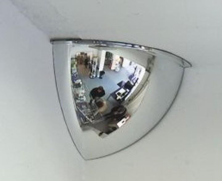 zwei wege spiegel panorama 90 spiegel betrieb lager absperrtechnik direkt ch. Black Bedroom Furniture Sets. Home Design Ideas