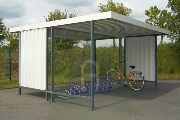 Fahrradüberdachung FU1
