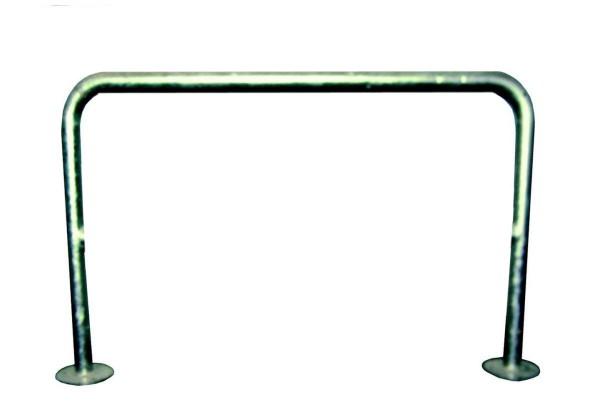 Absperrbügel Ø 48 mm - zum Aufdübeln
