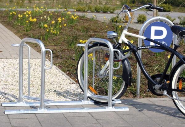 Fahrradständer Kappa - Einstellung 45 Grad