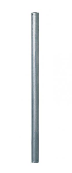 Rohrpfosten 76 mm für Verkehrsspiegel