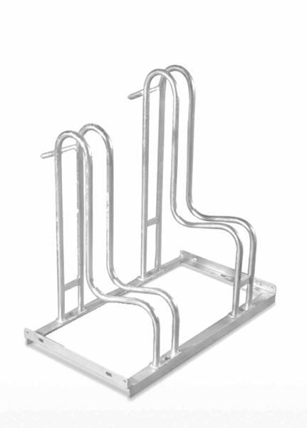 Fahrradständer Sirius - 64 mm Einstellbreite