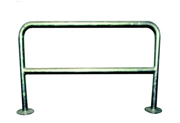 Absperrbügel Ø 60 mm - zum Aufdübeln
